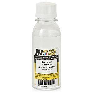 Промывочная жидкость для струйных картриджей Hi- Black  100 мл.