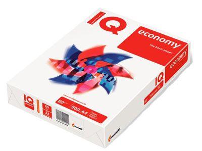 Бумага А4 IQ Economy 80г. 500л.