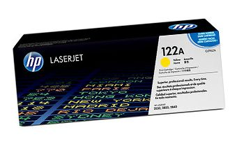 Картридж HP Q3962A - CLJ 2550/2820/2840 жёлтый (4000к)*