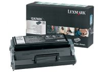 12A7400 Тонер-картридж Lexmark OPTRA E321/E323 3000  копий*